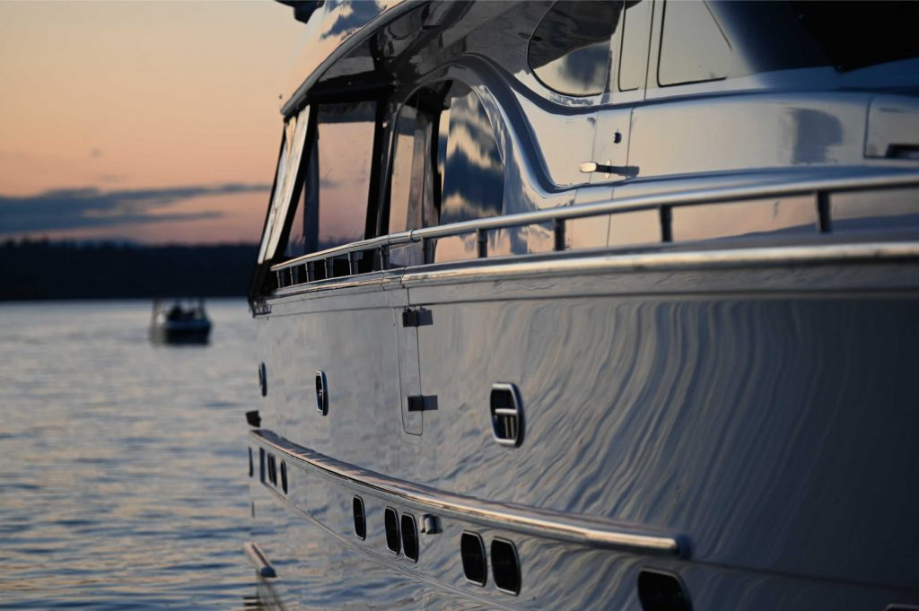Motor Yacht Surveys