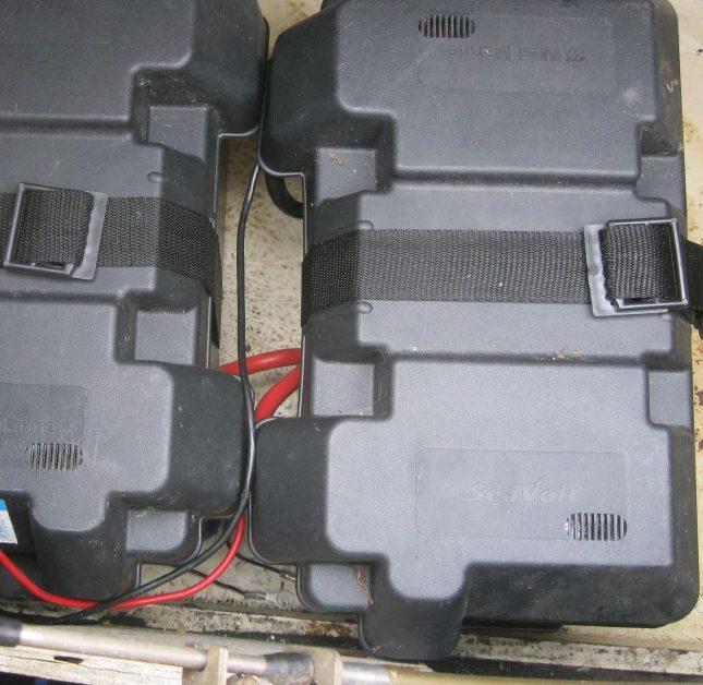 Battery Box installation